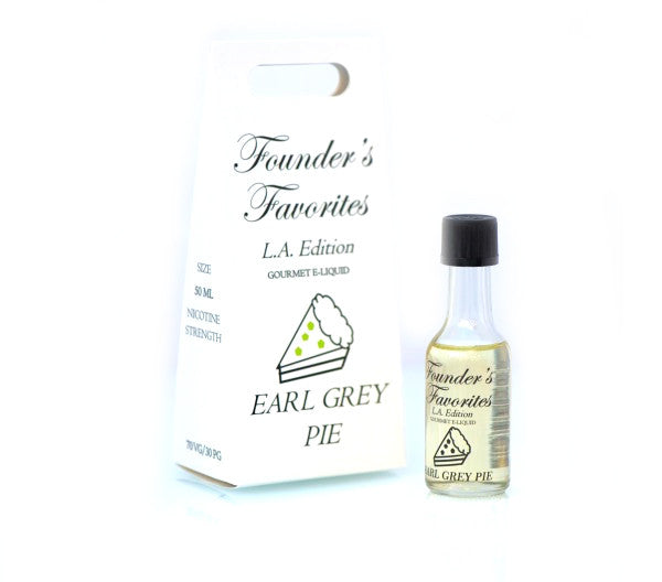 Earl Grey Pie - Founder's Favorites (L.A. Edition)