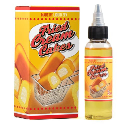 Fried Cream Cakes - Liquid EFX