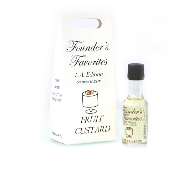 Fruit Custard - Founder's Favorites (L.A. Edition)