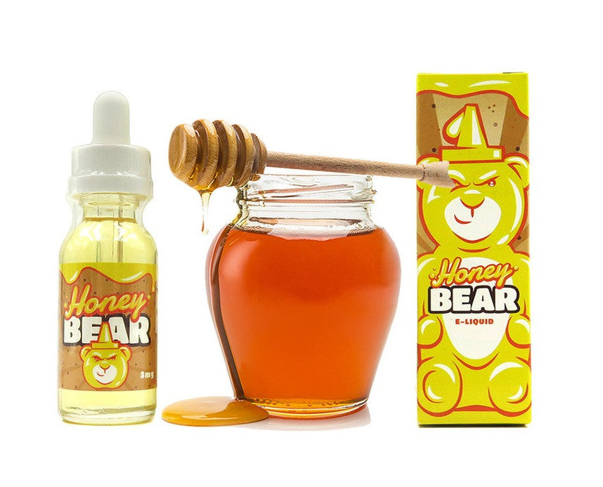 Honey Bear - Marina Vapes