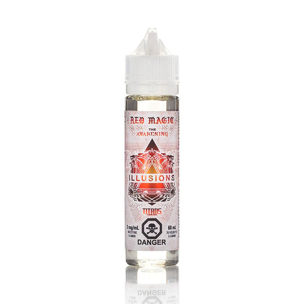 Red Magic by Illusions Toronto Ontario Canada Wicks & Wires Vape Shoppe