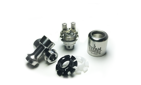 Insider MTL Edition RBA For Billet Box Rev 4 by Steam Tuners Toronto Ontario Canada Wicks & Wires Vape Shoppe