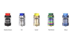 Kensei RTA by Vandy Vape Toronto Ontario Canada Wicks & Wires Vape Shoppe