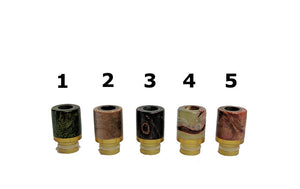 Odis Basic Ultem Drip Tip by Odis Collection Toronto Ontario Canada Wicks & Wires Vape Shoppe