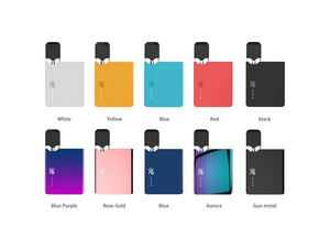 JC01 Vape Pod System Starter Kit by OVNS Toronto Ontario Canada Wicks & Wires Vape Shoppe