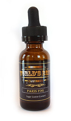 Paris Fog - World's Best Custards
