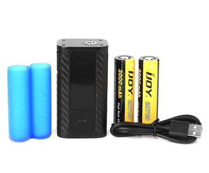 Captain PD270 234W TC Mod (20700 Batteries Included) by iJoy Toronto Ontario Canada Wicks & Wires Vape Shoppe