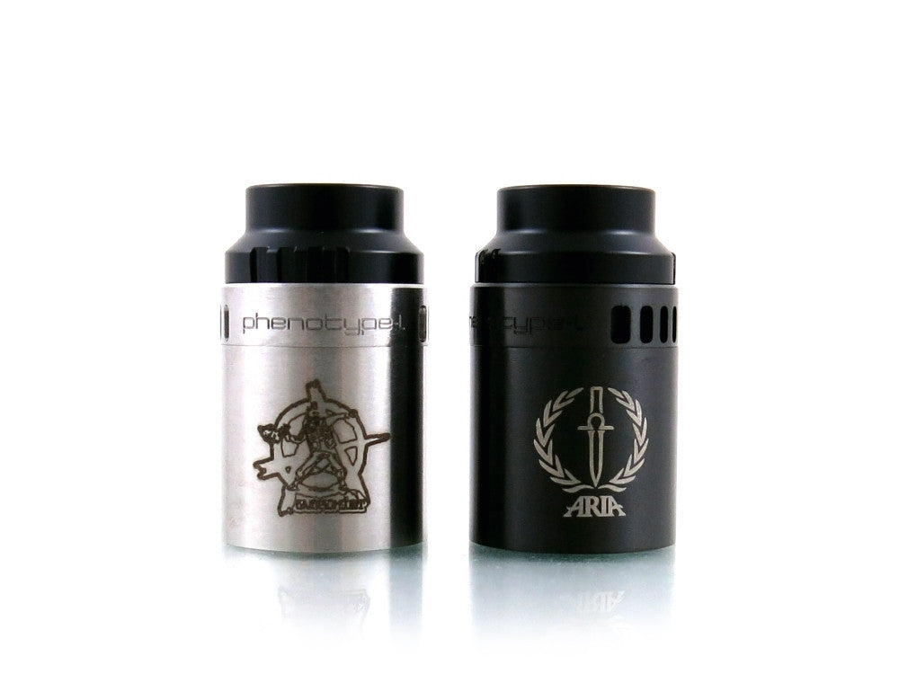 Anarchist X Aria Phenotype-L Top Airflow Top Cap