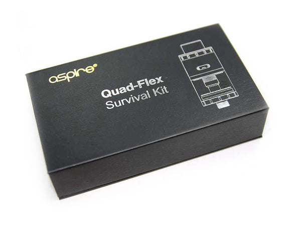 Aspire Quad Flex Survival Kit - Aspire