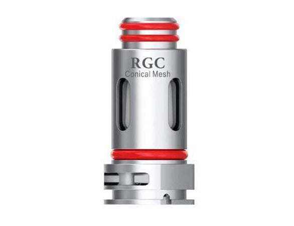 RGC Replacement Coils by Smoktech Toronto GTA Vaughan Ontario Canada | Wicks & Wires Vape Shoppe