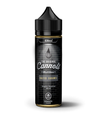 The Original Salted Caramel by iBliss Toronto GTA Vaughan Ontario Canada | Wicks & Wires Vape Shoppe
