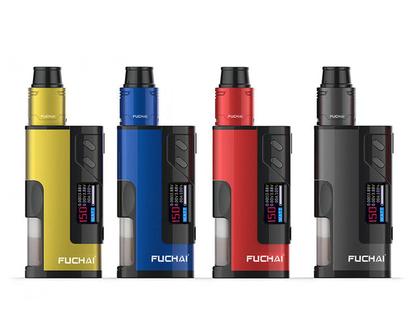 Fuchai Squonk 150W Kit by Sigelei Toronto Ontario Canada Wicks & Wires Vape Shoppe