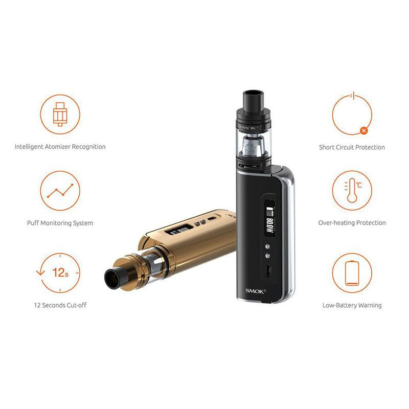 OSUB Baby 80W TC Starter Kit by SmokTech Toronto Ontario Canada Wicks & Wires Vape Shoppe