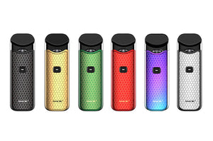 SMOK NORD Ultra Portable Pod System by SmokTech Toronto Ontario Canada Wicks & Wires Vape Shoppe