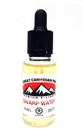 Swamp Water - Great Canadian Fog