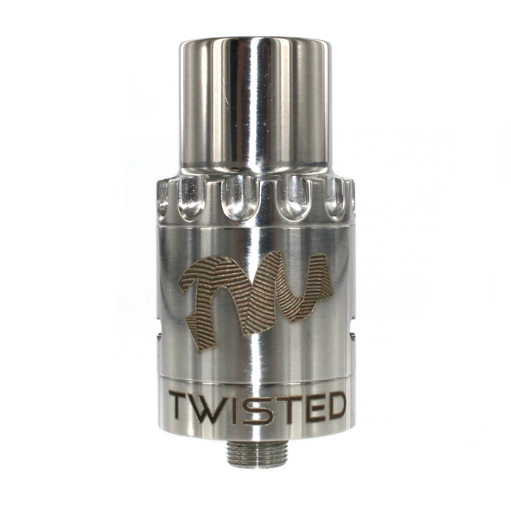 Twisted Messes - CompVape & Twisted Messes