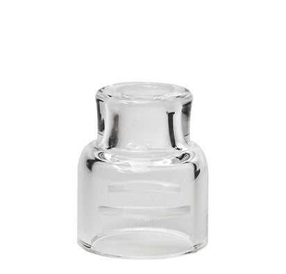 Trinity Competition Glass Cap for the Petri / Dark Horse / Patriot RDA