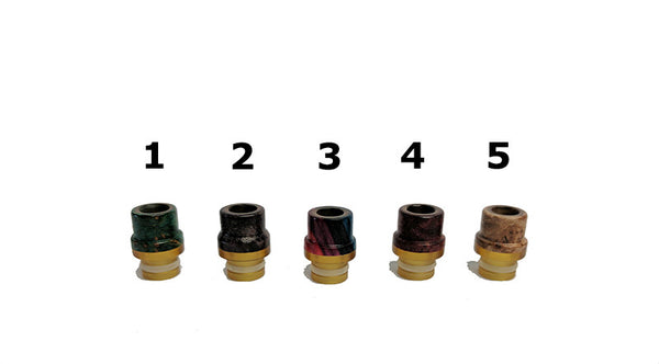 Odis Crown Ultem Drip Tips - Odis Collection