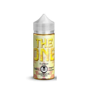The One Lemon Tart by The One Eliquid Toronto Ontario Canada Wicks & Wires Vape Shoppe