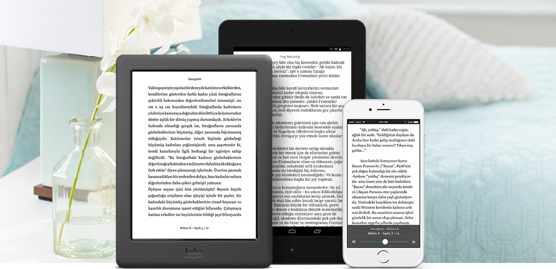 Extend Your eReading Experience