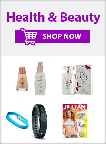 Health and Beauty Makeup Fragrances Fitness Hair Free Shipping on orders over $100