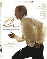 12 Years a Slave (Blu Ray + Digital Ultraviolet) - Big Box Outlet Store