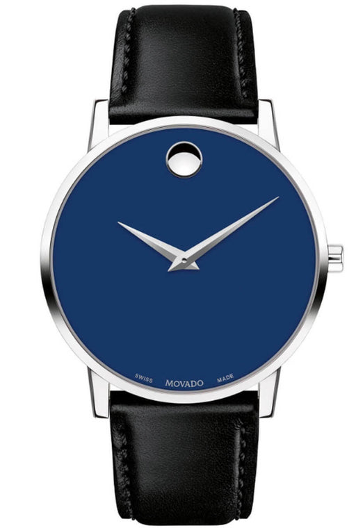 Movado Museum Classic Blue Dial Men's Watch 0607270