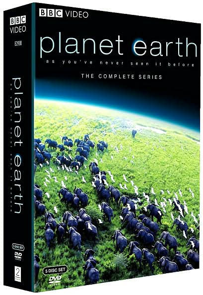 Planet Earth - The Complete Series (DVD)