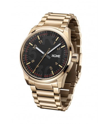 hOme R-Class Swiss Watch - Gold Rush