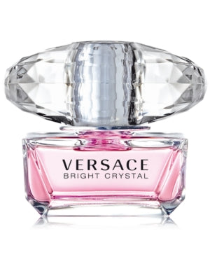 Versace Bright Crystal Eau De Toilette Spray (50ml/1.7oz)