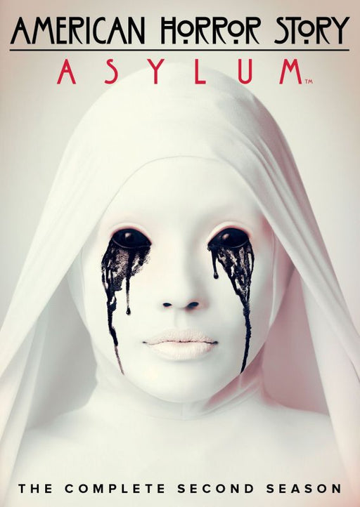 American Horror Story: Asylum - The Complete Second Season (DVD)