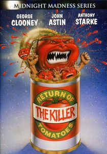 Return of the Killer Tomatoes DVD