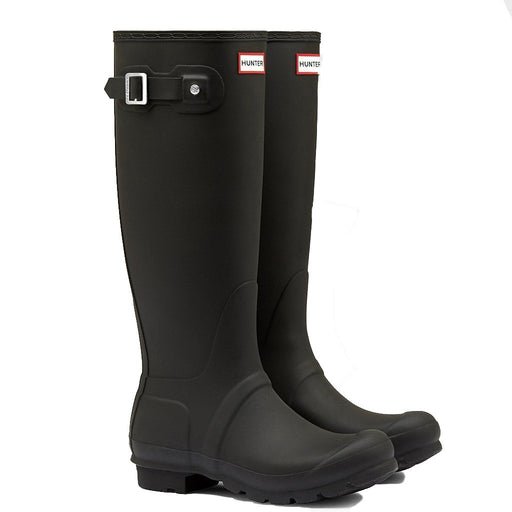 Hunter Original Tall Rain Boots, Black