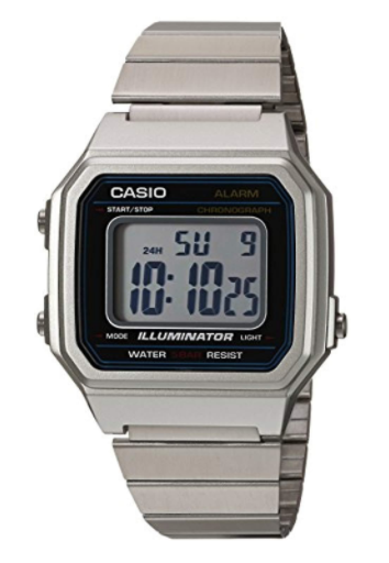 Casio Clock Man Ref. B650WD-1ACF