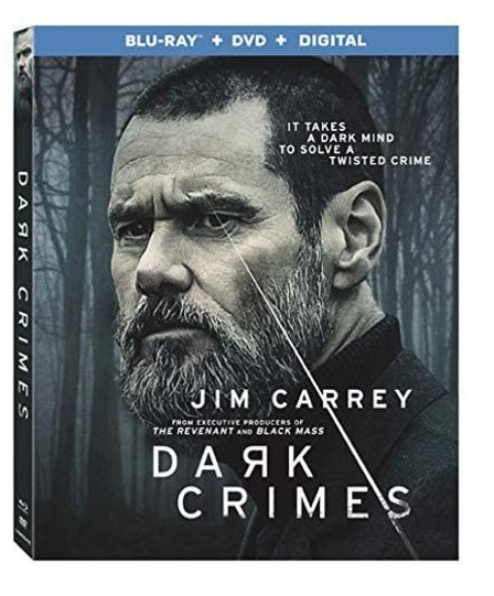 Dark Crimes [Blu-ray]