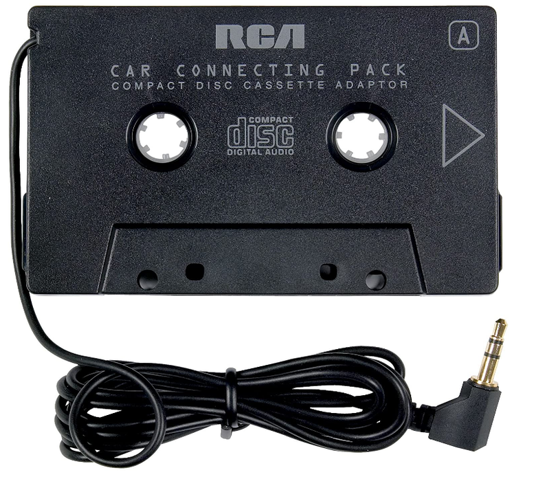 RCA AH600N Car Cassette Adapter
