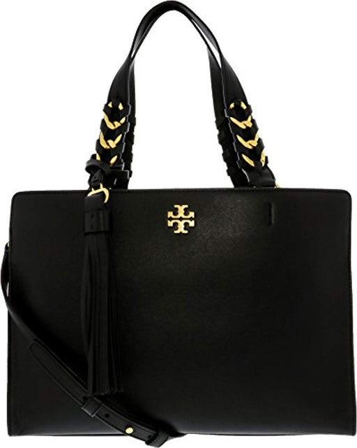 Tory Burch Women's Brooke Leather Top-Handle Bag Satchel