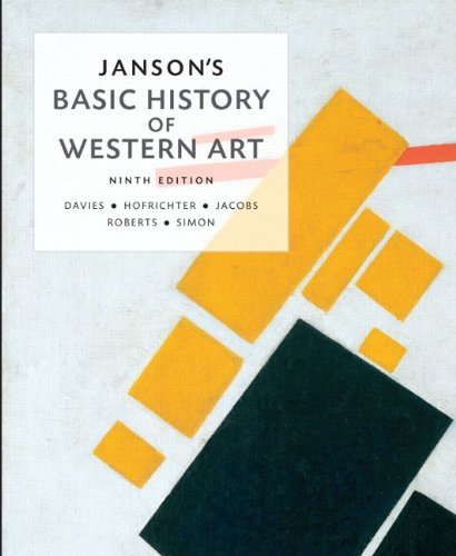Janson's Basic History of Western Art (9th Edition) *Light Wear*