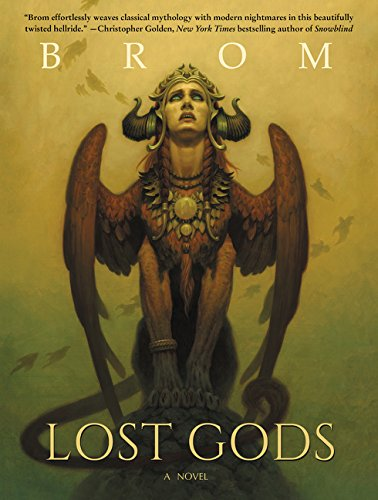 Lost Gods: A Novel Paperback