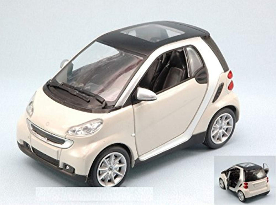 New Ray NY71033W Smart Fortwo II Series 2007 Collectible Car - White
