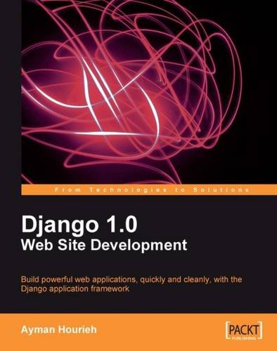 Django 1.0 Website Development (Paperback)