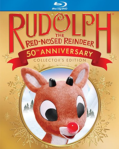 Rudolph the Red Nosed Reindeer - 50th Anniversary Collector's Edition [Blu-ray]