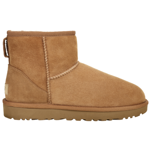 UGG Womens Classic Mini II Winter Boot -Chestnut- (US 5)