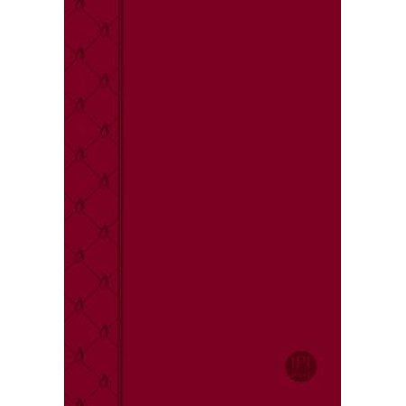 The Passion Translation New Testament (Red)