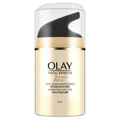 Olay Total Effects 7 in One Anti-Aging Moisturizer (50ml) *No Box Packaging*