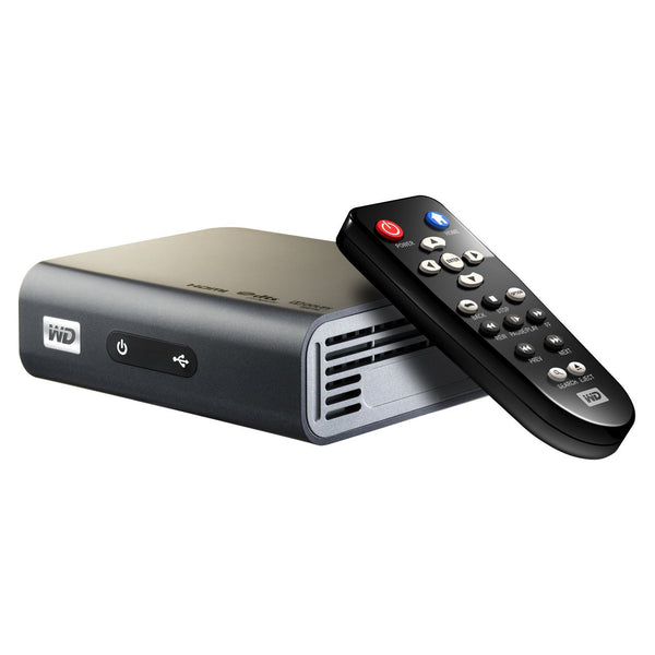 Western Digital WD TV Live Plus 1080p HD Media Player *No Box*