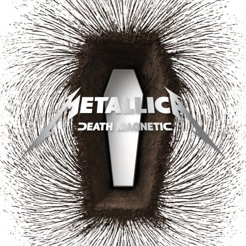Metallica - Death Magnetic (CD Album) *Small Crack on Case*