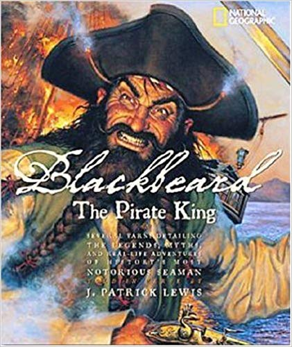 Blackbeard the Pirate King (Hardcover)