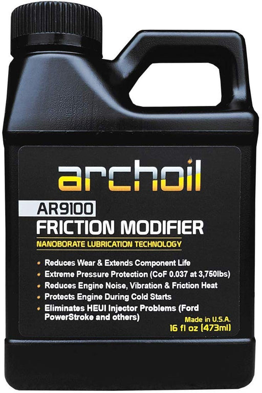 Archoil AR9100-16 Oil Additive (16 fl. oz. / 473ml)