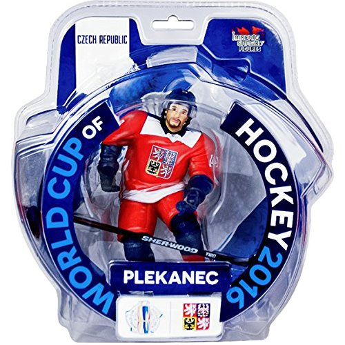 "Imports Dragon World Cup of Hockey 6"" Figure: Tomas Plekanec"